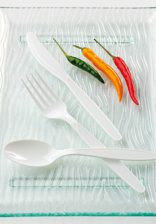 Recyclable Plastic Cutlery