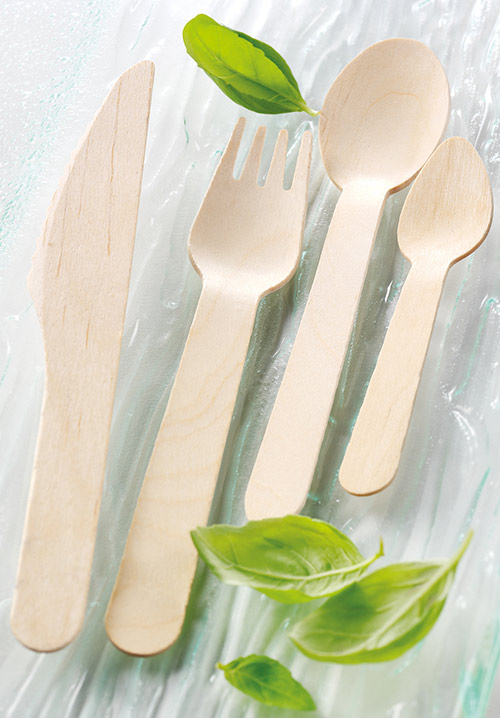 Wooden Cutlery & Stirrers